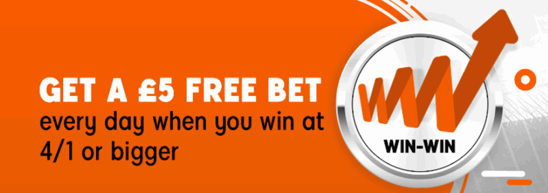 888 sport free bets for 4/1+ winners