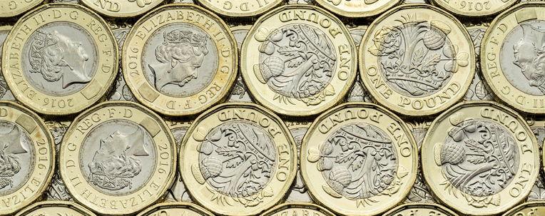 cash image british pounds