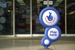 tanda toko lotere nasional