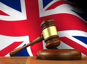 UK Law Flag