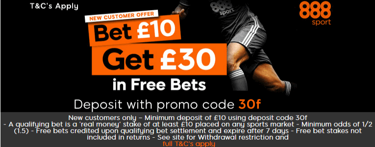 Free Bet Offers - Full List of UK Online Bookmakers and