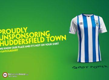 Huddersfield paddy power