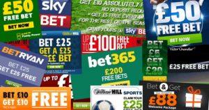 betting ads