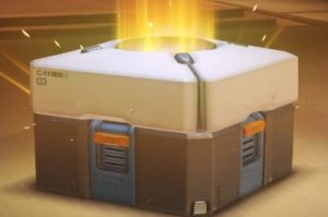 video game loot box