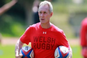 Rob Howley wales rugby coach
