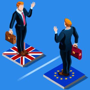 orang bisnis brexit
