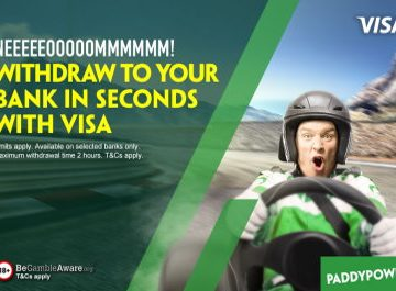 paddy power instant withdrawal poster