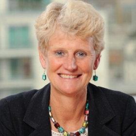 Brigid Simmonds OBE