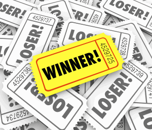 winner and loser tickets