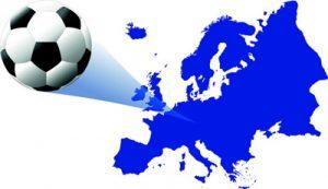 european championship map