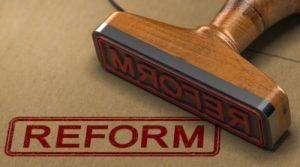 cap reformasi