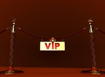 vip velvet rope barrier