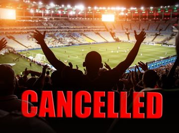 sport cancelled