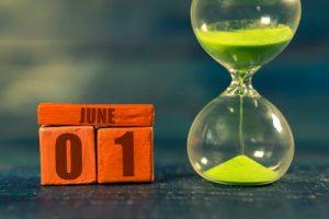 1st June