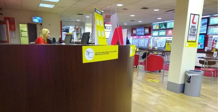 Bookie Shop Staff