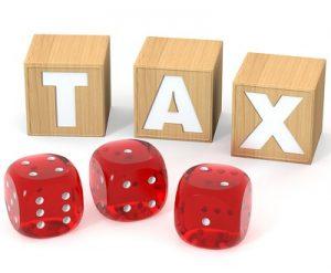 pajak perjudian