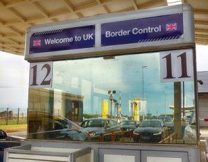 terminal kendali perbatasan