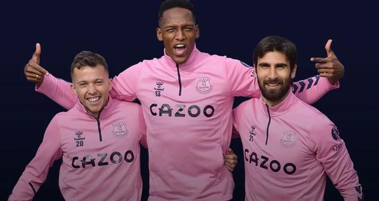 Everton Cazoo
