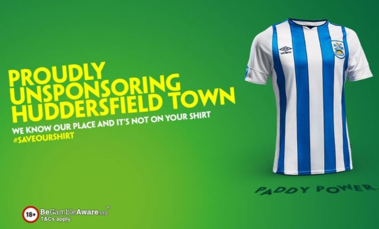 Paddy Power Huddersfield