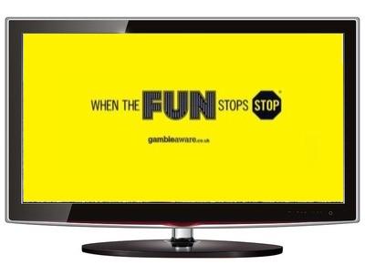 Responsible Gambling TV Advert