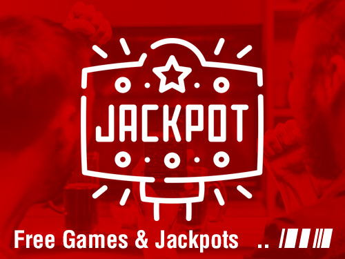free games and jackpots
