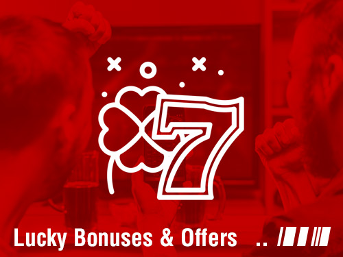 lucky bonuses