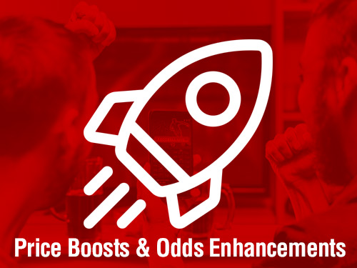 price boosts and odds enhancements