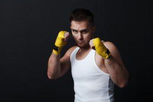 bare knuckle fighter