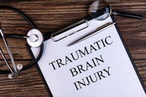 cedera otak traumatis