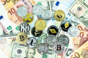 berbagai mata uang kripto selain mata uang sentral