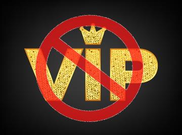 vip scheme banned